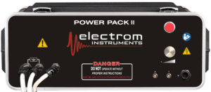 Electrom Instruments High Voltage Power Pack