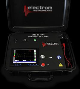 Electrom Instruments iTIGII MINI Motor Winding Analyzer