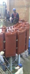 Surge Test of Large Generator Rotor