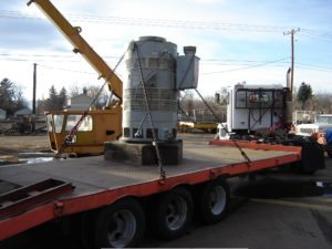 Surge Test of Large Vertical Motor