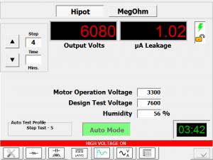 Hi Pot Test Dc Hipot Tester Electrom Instruments